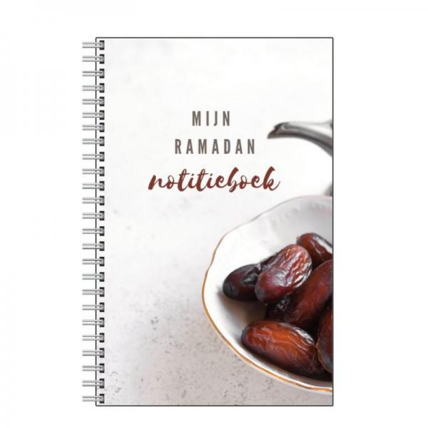 Mijn ramadan notitieboek
